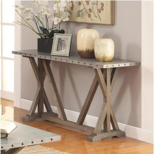 Review Fabienne Console Table By Gracie Oaks