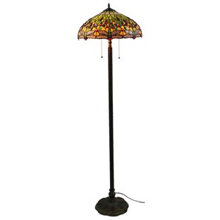 Best Reviews Dragonfly 62 Floor Lamp By Amora Lighting