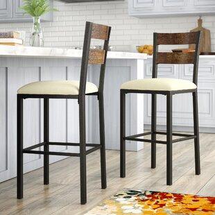 Swell Willa Arlo Interiors Dekalb 27 75 Bar Stool Perfectfurniture Creativecarmelina Interior Chair Design Creativecarmelinacom