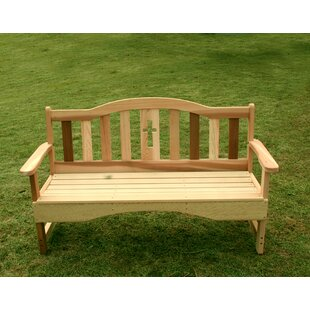 Cedar Shower Bench | Wayfair