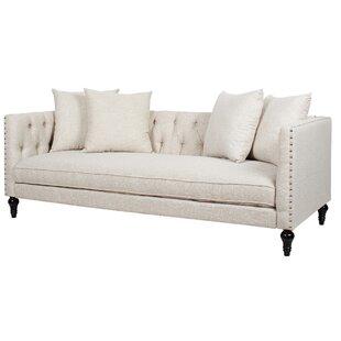 Jackson Chesterfield Sofa by Willa Arlo Interiors
