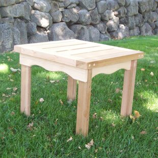 Wood Country T&L Side Table
