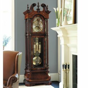 Jh Miller 94.5 Grandfather Clock by Howard Miller?