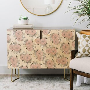 Iveta Abolina April Mist Credenza by East Urban Home