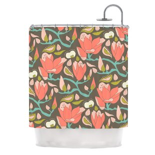 Penelope II by Very Sarie Single Shower Curtain