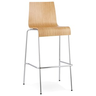 Macedo 74cm Bar Stool By Brayden Studio