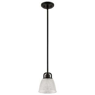 Alcott Hill Hamlett 1-Light Cone Pendant