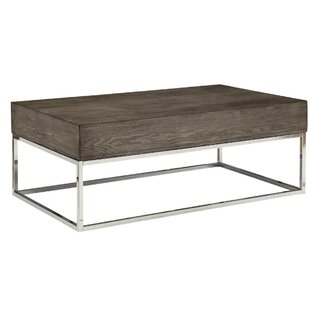 Sofley Coffee Table by Orren Ellis