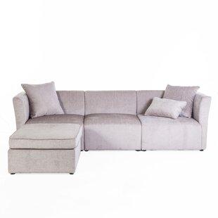 Greyleigh Woking Armless Chair