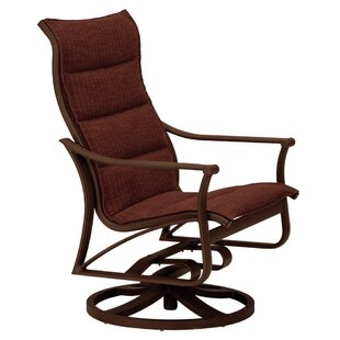 Corsica Swivel Patio Dining Chair by Tropitone Reviews