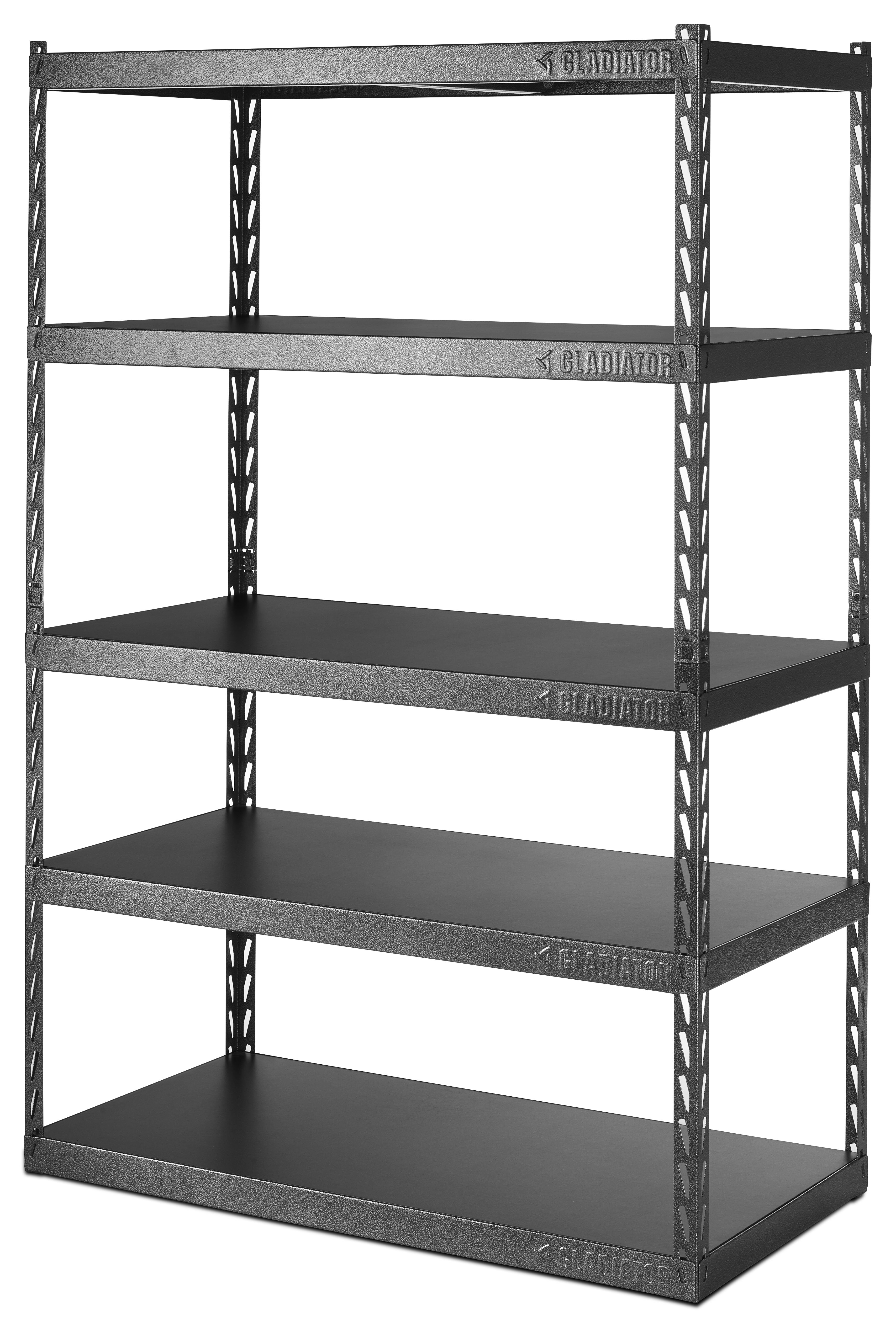 "Gladiator GARK485XGG Gladiator® EZ Connect Rack 72"" H x 48"" W with"