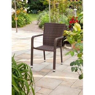 Stimson Stacking Garden Chair By Brayden Studio