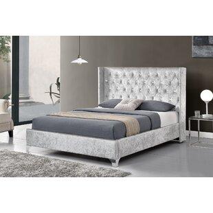 Price Sale Donte Upholstered Bed Frame
