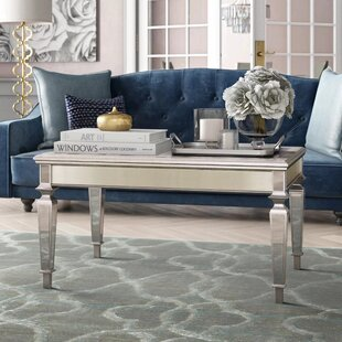 Devonshire Mirrored Coffee Table