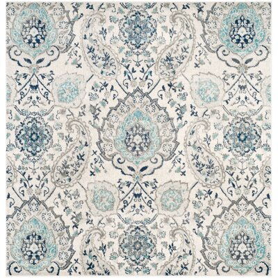 Ivory Amp Cream Square Rugs You Ll Love In 2019 Wayfair