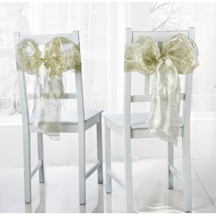 Trevino 6 Piece Chair Bows (Set Of 6) By Symple Stuff