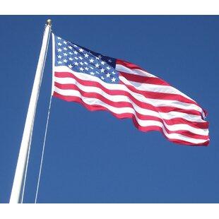 Framed American Flag   Wayfair