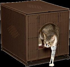 Litter Boxes & Enclosures