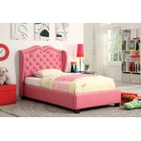 Vanitas Tufted Upholstered Platform Bed