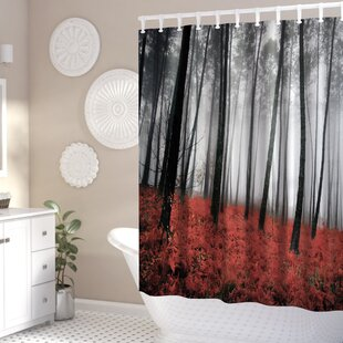 Look for Speight Shower Curtain By Latitude Run