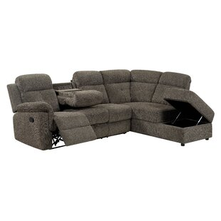 Temme Reclining Sectional by Millwood Pines