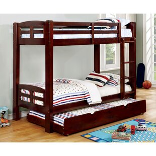 Order Hanahan Twin Bunk Bed by Harriet Bee Reviews (2019) & Buyer's Guide