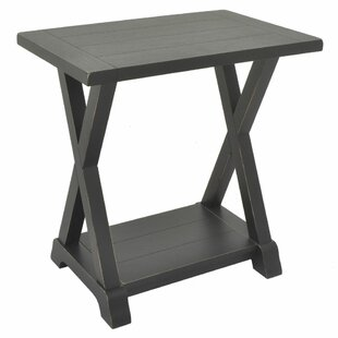 Fairbanks Multipurpose Wood End Table