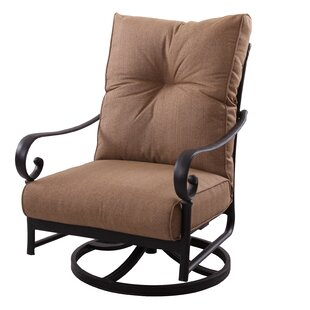 Darby Home Co Carlitos Patio Chair with C..