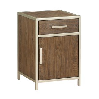 Alessio 1 Door Accent Cabinet by Mercer41 SKU:DA843102 Check Price