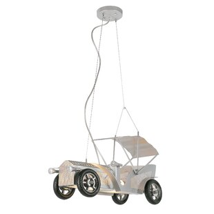 Winston Porter Echo Car 2-Light Novelty P..