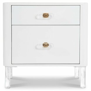 ModShop Ibiza 2 Drawer Nightstand