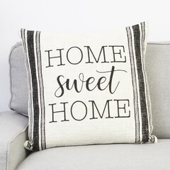 Home Sweet Home Pillow Wayfair