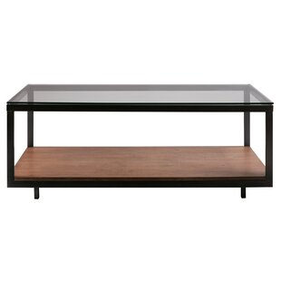 Affordable Califon Coffee Table by Wade Logan