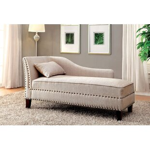 Great Price Kaat Chaise Lounge by Darby Home Co Reviews (2019) & Buyer's Guide