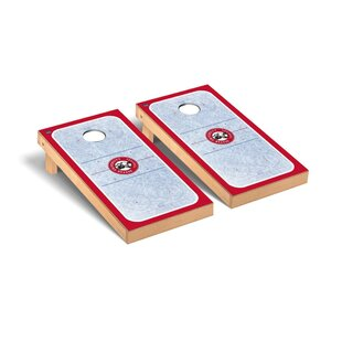 Victory Tailgate Ice Hockey Version Cornhole Game Set