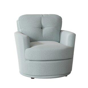 Shala Swivel Barrel Chair