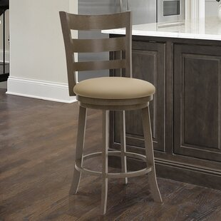 Strudwick 30 Swivel Bar Stool by Red Barrel Studio