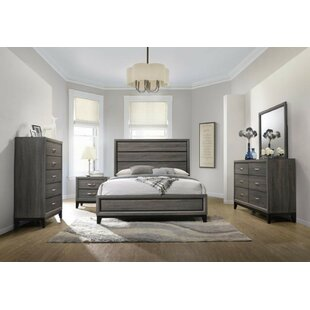 Balmer Panel Configurable Bedroom Set