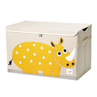 Rhino Chest Toy Box