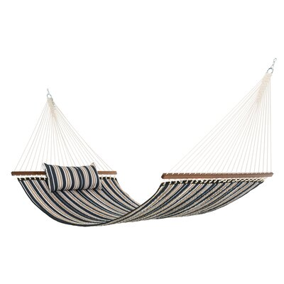 Talbot Double Tree Hammock by Rosecliff Heights Best Choices
