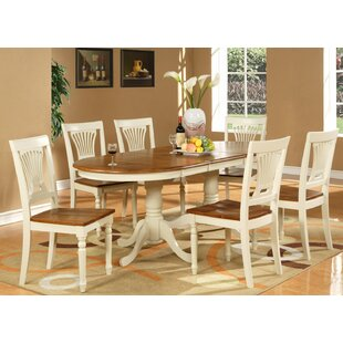 Germantown 7 Piece Extendable Dining Set