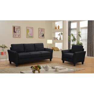 Reviews Scottsburg 2 Piece Living Room Set by Winston Porter Reviews (2019) & Buyer's Guide