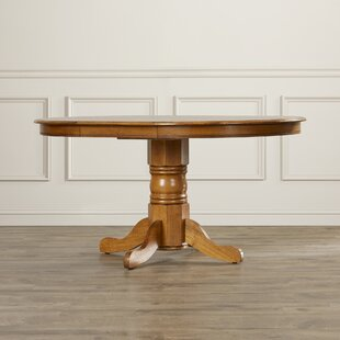 Acadian Dining Table Alcott Hill