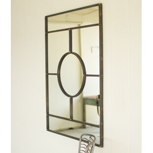 Gracie Oaks Ackermann Accent Mirror