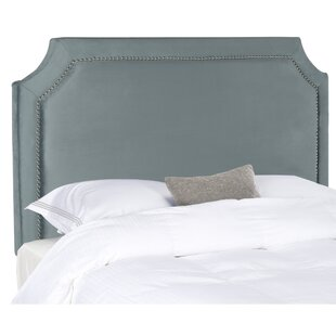 Three Posts Millington Upholstered Panel Headboard