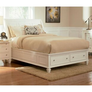 Ames Storage Platform Bed