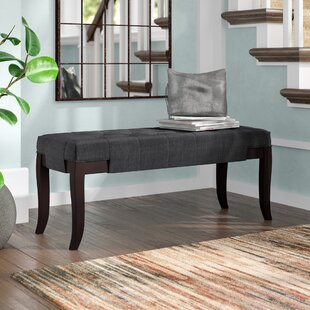 Roundhill Furniture Linion Bench