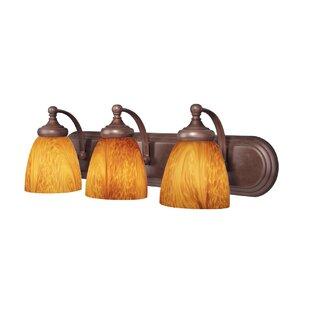 Woodbridge Lighting Kenshaw 3-Light Vanity Light