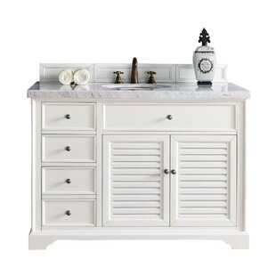 Hulett 48 Single Bathroom Vanity Base by Greyleigh