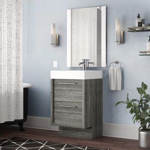 Craig 500mm Free-standing Vanity Unit By Zipcode Design